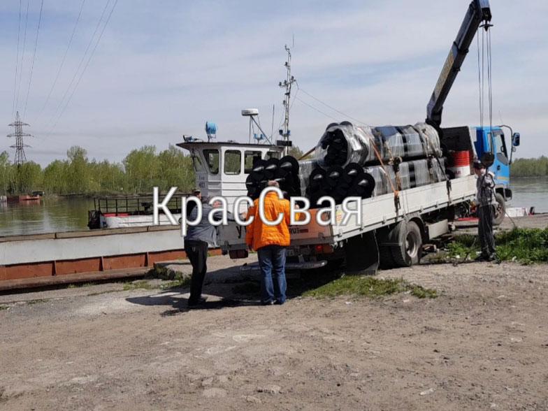 Винтовые сваи в Красноярске