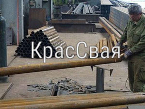 Винтовые сваи в Красноярске по выгодной цене