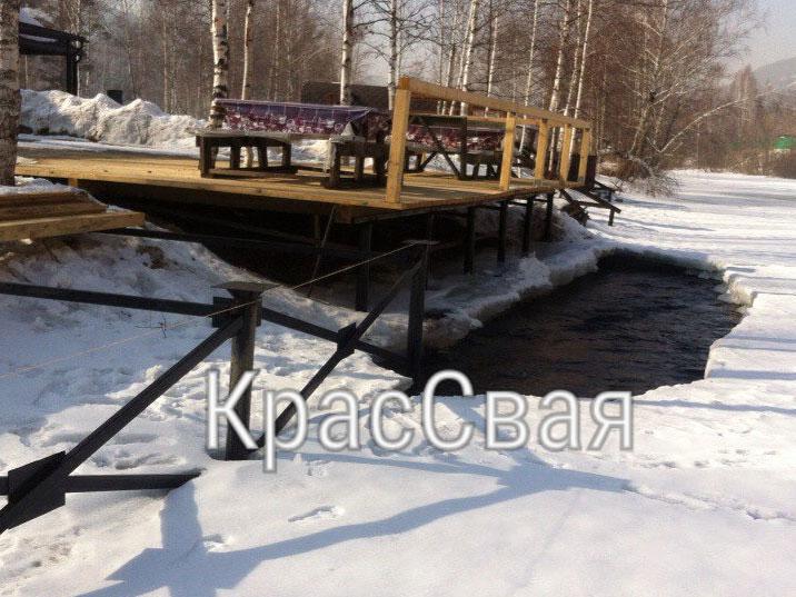 Заказать винтовые сваи в Красноярске